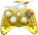New World LED Light Controller For Xbox 360 And PC  Gamepad (yellow, For Xbox 360, PC)
