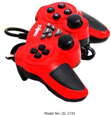 Buy Frontech 3D Game Pad Dual Shock Joystick: Gamepad