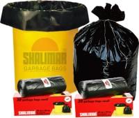 Shalimar Virgin (180 Bags) Small 20-25 L Garbage Bag (Pack Of 6)
