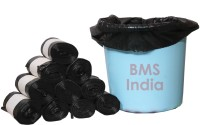 BMS India Premium LDPE (60 Bags) Small 5-7 L Garbage Bag (Pack Of 60)
