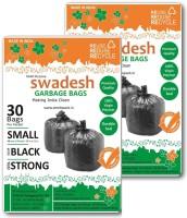 Swadesh Premium Bags Medium 15-20 L Garbage Bag (Pack Of 2)