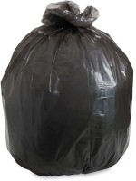 GRPL Black Small 18x21 50 L Garbage Bag (Pack Of 50)