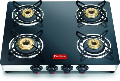Marvel GTM 04 SS Gas Cooktop (4 Burner)