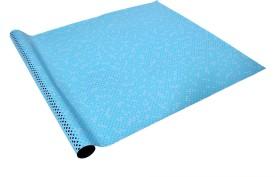 Star Blue Polka Dots Italian PP Sheets Gift Wrapper
