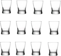 Pasabahce GP/OPHELIA WHISKEY GLASS (290 Ml, Clear, Pack Of 12)