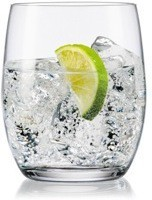 Bohemia Crystal Club Water Glass SS11062A (300 Ml, Clear, Pack Of 4)