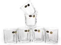 Bohemia Bohemia Katherine Crystal Whisky Glasses (250 Ml, Pack Of 6) Katherine (250 Ml, Clear, Pack Of 6)