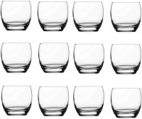Pasabahce GP/BARREL WHISKY GLASS (320 Ml, Clear, Pack Of 12)