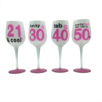 The Crazy Me Set Of Decades Wine (400 Ml, Multicolor, Pack Of 4)