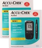 Accu Chek Glucometers Accu Chek Active Meter Glucometer