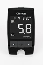 Omron Glucometers HGM 112