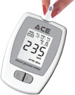 Ace Glucometers 50