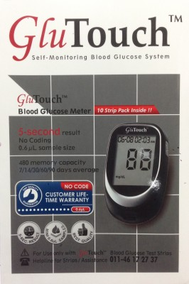 Glutouch Glucometers R1
