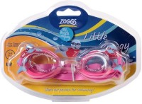 Zoggs Little Zoggy Swimming Goggles (Pink)