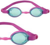 Speedo Jet Junior Swimming Goggles (Pink, Blue)