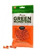 Frogger Monster Bamboo Tees Golf Tees (Pack Of 50, White)