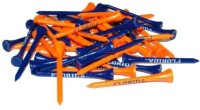 Team Golf NCAA Florida Team Tees Golf Tees (Pack Of 50, Orange, Blue)