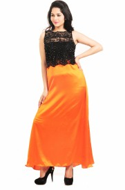 Aasia Couture Straight Gown