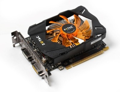 Buy ZOTAC NVIDIA GTX 750 1 GB DDR5 Graphics Card: Graphics Card