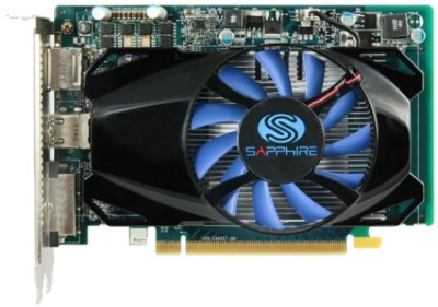 Buy Sapphire AMD/ATI HD 7750 1 GB GDDR5 Graphics Card: Graphics Card
