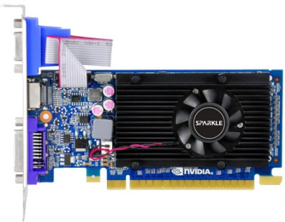 Buy Sparkle NVIDIA GeForce GT 520 2 GB DDR3 Graphics Card: Graphics Card