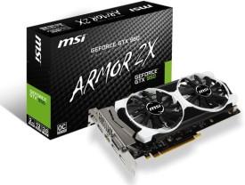 MSI NVIDIA GTX 950 2 GB GDDR5 Graphics Card