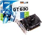 MSI N630GT MD4GD3