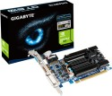 Gigabyte NVIDIA GV-N610D3-2GI 1.0 2 GB DDR3 Graphics Card - Black