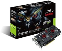 Asus NVIDIA Asus Strix Gtx 950 Dcii 2gb Ddr5 2 GB GDDR5 Graphics Card (Black)