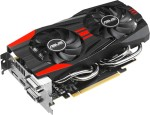 Asus NVIDIA GTX 760 Direct CUII OC 2GB GDDR5