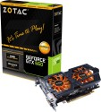 ZOTAC NVIDIA GTX660 192-bit 2 GB DDR5 Graphics Card: Graphics Card