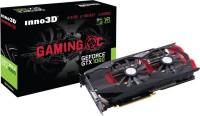 INNO3D NVIDIA GeForce GTX 1060 Gaming OC 6 GB GDDR5 Graphics Card (Black)