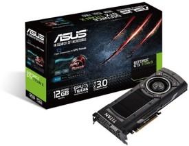 Asus NVIDIA GTX TITAN X 12 GB GDDR5 Graphics Card