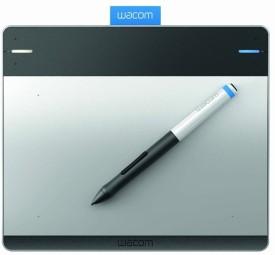Wacom Intuos Pen CTL-480/S2-CX 6 x 3.7 Inch Graphics Tablet