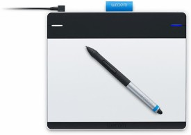Wacom Intuos Pen and Touch CTH-480/S0-C 152 x 95 mm Graphics Tablet