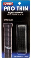 Tourna Pro Tour Dry Feel  Grip (Black, Pack Of 1)