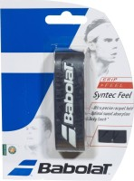 Babolat Syntec Feel Tacky Touch Grip (Black, Pack Of 1)