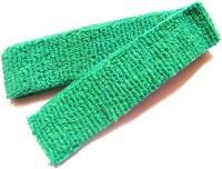 HE Retail Cotton Badminton Racket Towel  Grip (Green, Pack Of 2)