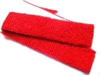 HE Retail Racquet Badminton Tennis Racket Towel  Grip (Red, Pack Of 1)