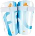 Adidas F50 Lite Thigh Guard - White, Solar Blue