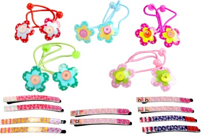 Takspin Elastics Hair Accessory Set
