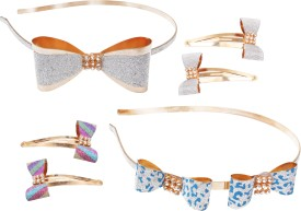 Takspin Sparkling Combo Hair Accessory Set