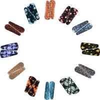 Chetna Tic Tac 24pc 2 Tic Tac Clip Multicolor