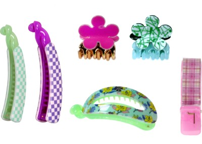 Takspin Clutchers Hair Accessory Set