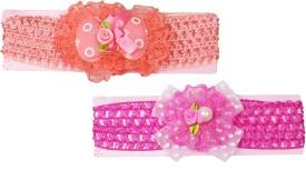Takspin Crochet Base Floral Head Band