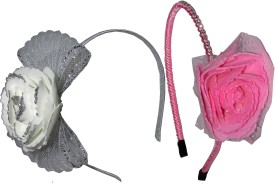 GD Floral Hairbands Set Hair Accessory Set