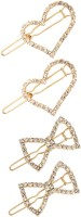 20Dresses Bows My Heart To You Hair Accessory Set Gold