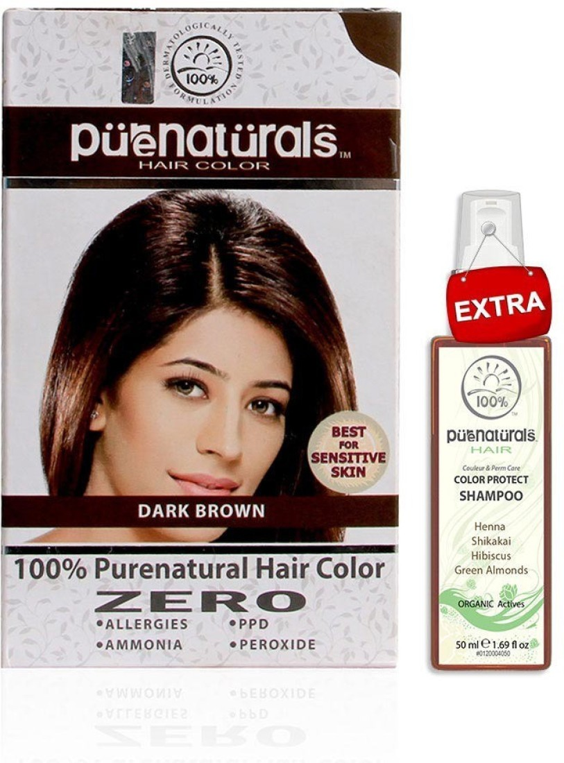 Purenaturals Natural Hair Color  Price In India Buy Purenaturals Natural Ha