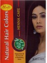 Nature's Essence Natural Hair Colors - Henna Care Hair Color - Burgundy