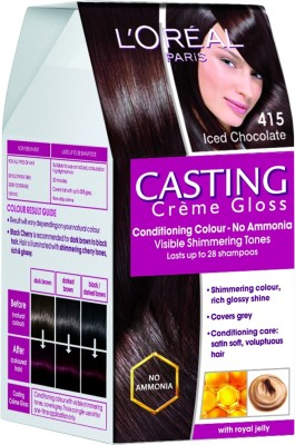 Buy Loreal Paris Casting Creme Gloss Hair Color: Hair Color